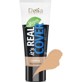 Тональный крем Delia Real Cover Honey 206