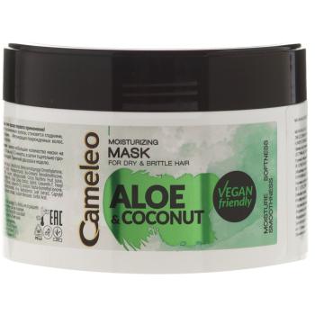 Маска для волос Delia Cosmetics Cameleo Aloe & Coconut Mask 200 мл