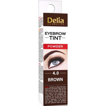 Краска для бровей Delia Eyebrow Expert Henna Traditional Хна Коричневый 2 мл