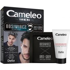 Антиседин для брюнетов Delia Cameleo Men Anti Grey Hair Color 30 мл
