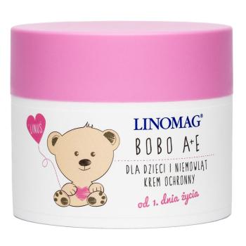 Защитный крем детский Linomag Bobo A+E 50 мл