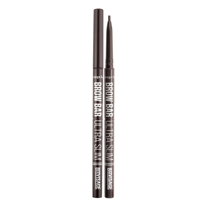 Ультратонкий механический карандаш для бровей Luxvisage Brow Bar Ultra Slim