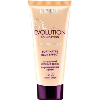 Тональный крем Luxvisage Skin EVOLUTION soft matte blur effect 35 Warm Beige