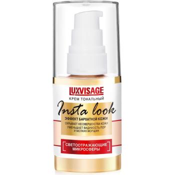 Тональный крем Luxvisage Insta Look