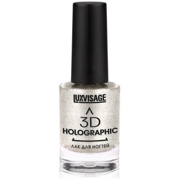 Лак для ногтей Luxvisage 3D Holographic