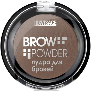 Пудра для бровей Luxvisage Brow Powder