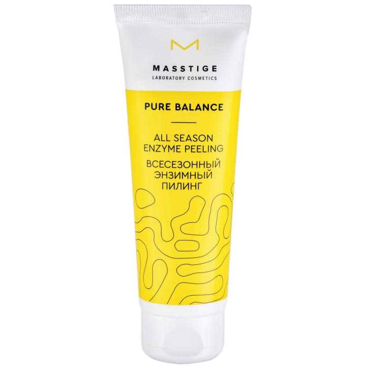 Всесезонный энзимный пилинг Masstige Pure Balance All Season Enzyme Peeling
