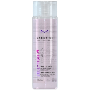 Мицеллярная вода для чувствительной кожи Masstige Jellyfish Collagen