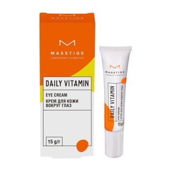 Крем для кожи вокруг глаз Masstige Daily Vitamin 15 мл