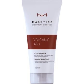 Маска для лица очищающая Masstige Volcanic Ash