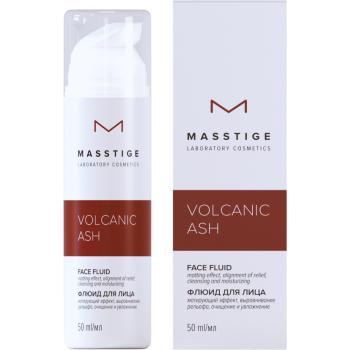 Флюид для лица Masstige Volcanic Ash