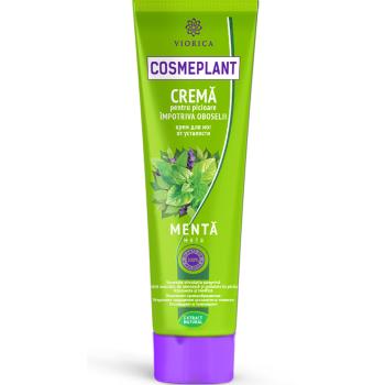 Крем для ног От усталости (экстракт мяты) Viorica Cosmeplant 100 мл