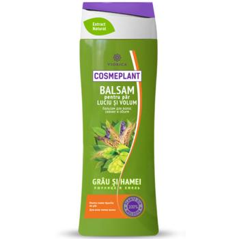 Бальзам Сияние и объем (экстракт хмеля и пшеницы) Viorica Cosmeplant 250 мл