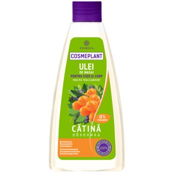 Масло для массажа (масло облепихи) Viorica Cosmeplant 200 мл