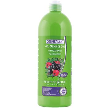 """Гель для душа """"Антиоксидантный (экстракт лесных ягод)"""" Viorica Cosmeplant 1000 мл"""