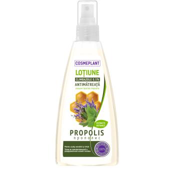 Лосьон против перхоти (экстракт прополиса,шалфея,лаванды и крапивы) Viorica Cosmeplant 200 мл