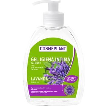 """Гель для интимной гигиены """"Успокаивающий (экстракт лаванды)"""" Viorica Cosmeplant 400 мл"""