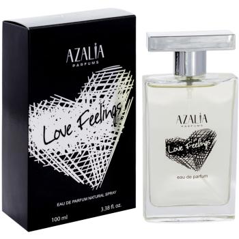 Парфюмерная вода Azalia Parfums Love Feelings Silver
