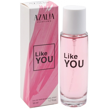Парфюмерная вода Azalia Parfums Like You Pink