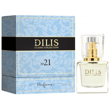 Духи Dilis Parfum Classic Collection №21