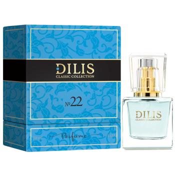 Духи Dilis Parfum Classic Collection №22