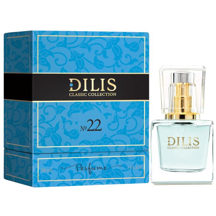 Духи Dilis Parfum Classic Collection №22 b006a6a744689