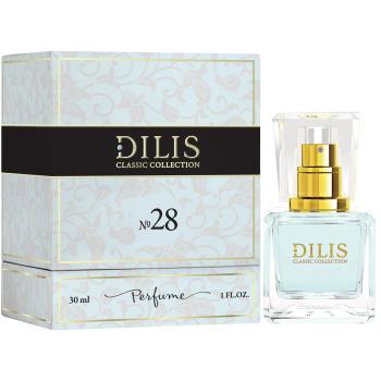 Духи Dilis Parfum Classic Collection №28