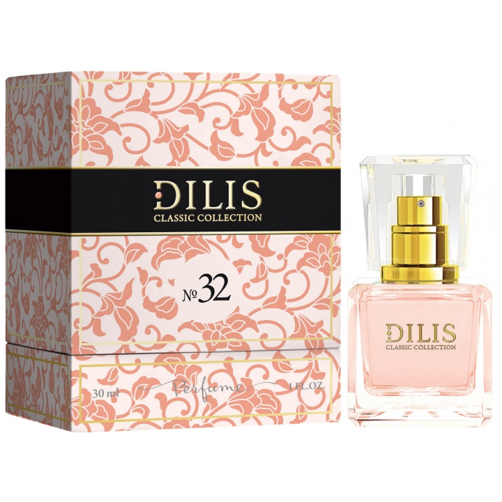 Духи Dilis Parfum Classic Collection №32