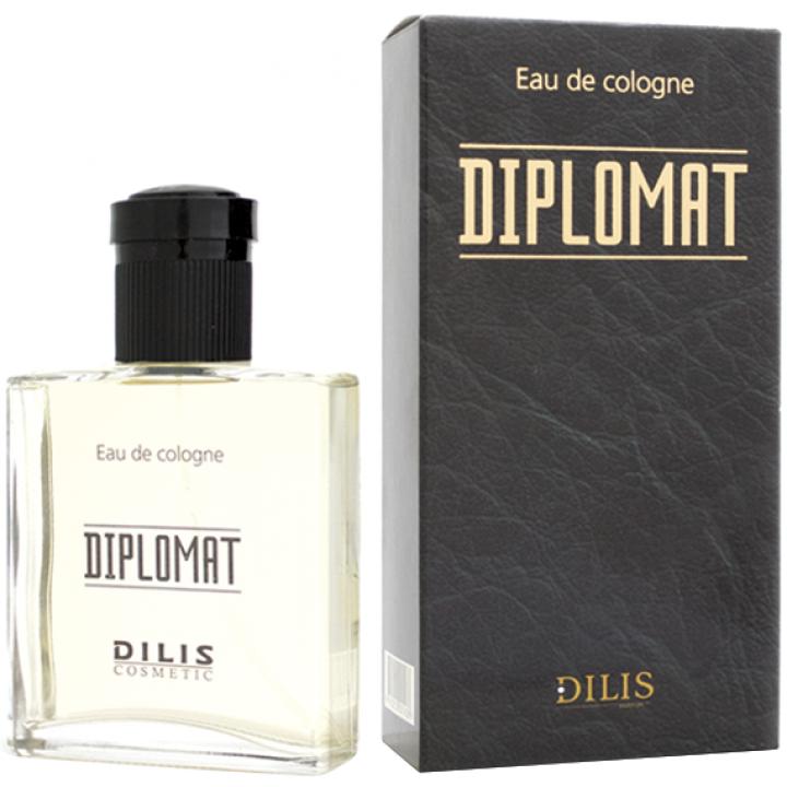 Одеколон Dilis Parfum Eau de Cologne Diplomat