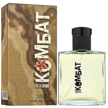Одеколон Dilis Parfum Eau de Cologne Комбат