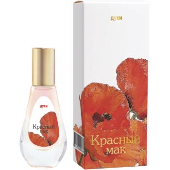 Духи Dilis Parfum Цветочные духи Красный мак