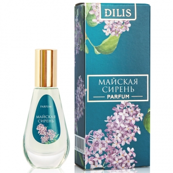 Духи Dilis Parfum Цветочные духи Майская сирень