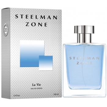 Парфюмерная вода Dilis Parfum La Vie Steelman Zone