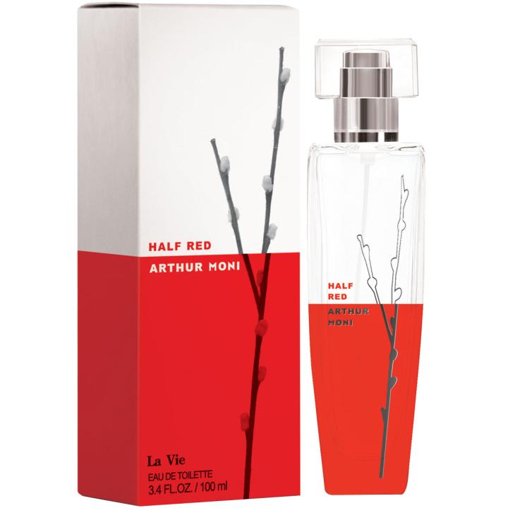 Парфюмерная вода Dilis Parfum La Vie Arthur Moni Half Red
