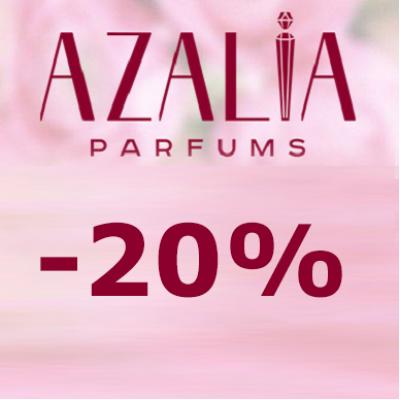 Акция на парфюмерию от Azalia Parfums! -20% на весь ассортимент!