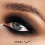 Карандаш для глаз стойкий гелевый Relouis Pro