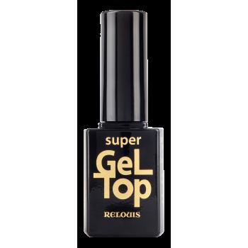 Верхнее покрытие для ногтей Relouis Super Gel Top
