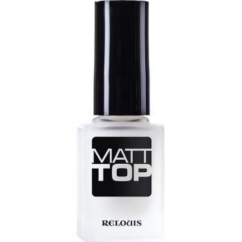 Верхнее покрытие для ногтей Relouis Matt Top