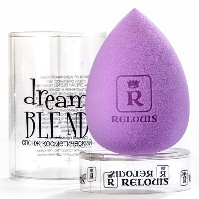 Новинка! Dream Blend - косметический спонж от Relouis. Мечта об идеальной коже стала реальностью!