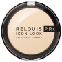 Пудра для лица Relouis Pro Icon Look Satin Face Powder