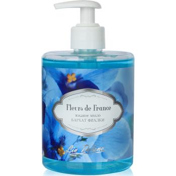 Жидкое мыло Бархат фиалки Liv Delano Fleurs de France