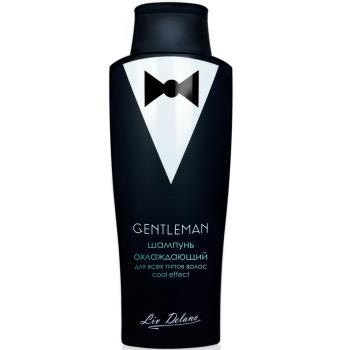 Шампунь для волос Liv Delano Gentleman Cool effect