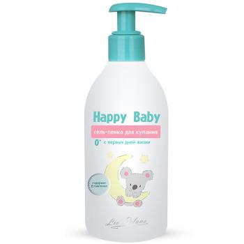 Гель-пенка для купания Liv Delano Happy Baby
