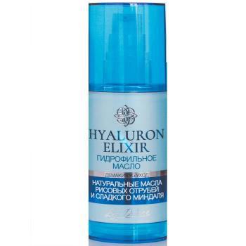 Гидрофильное масло Liv Delano Hyaluron Elixir