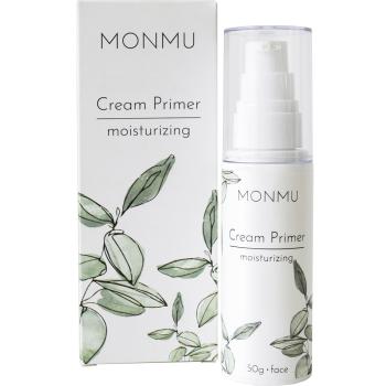 Крем-праймер для лица, шеи и декольте увлажняющий Monmu Cream Primer moisturizing