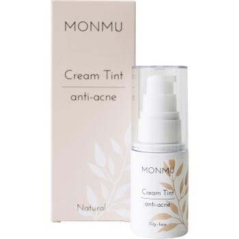 Крем-тинт Monmu Cream Tint anti-acne натуральный тон