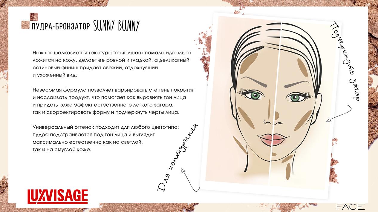 Luxvisage Sunny Bunny
